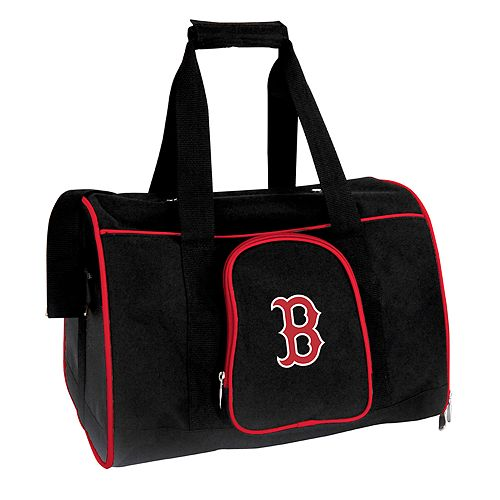 Mojo Boston Red Sox 16-Inch Pet Carrier