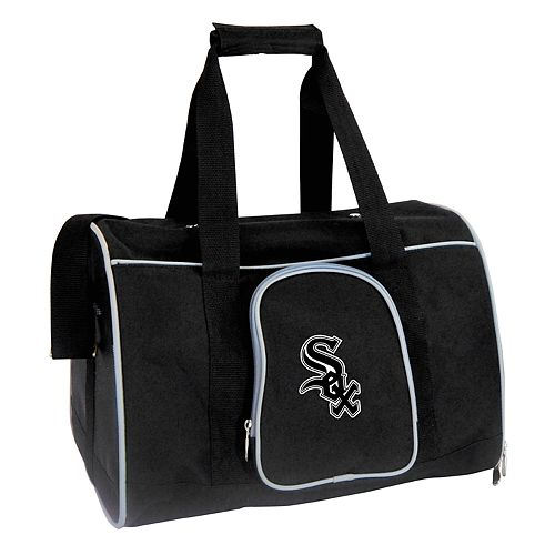 Mojo Chicago White Sox 16-Inch Pet Carrier