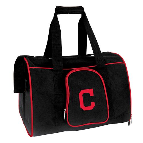 Mojo Cleveland Indians 16-Inch Pet Carrier