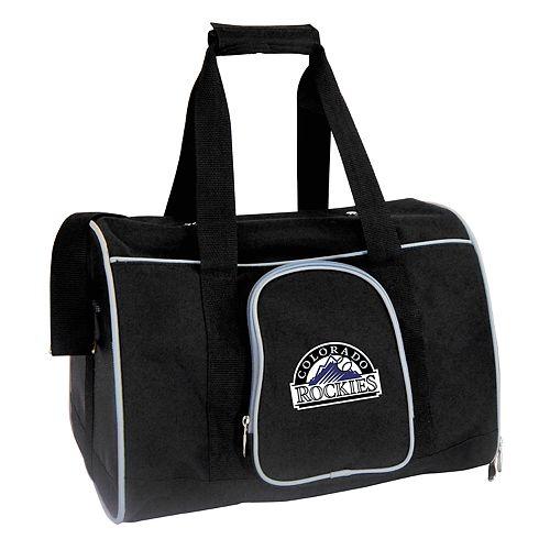 Mojo Colorado Rockies 16-Inch Pet Carrier