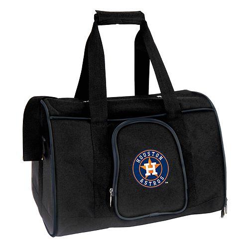Mojo Houston Astros 16-Inch Pet Carrier