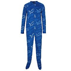 Adult Concepts Sport Detroit Lions Grandstand Union Suit