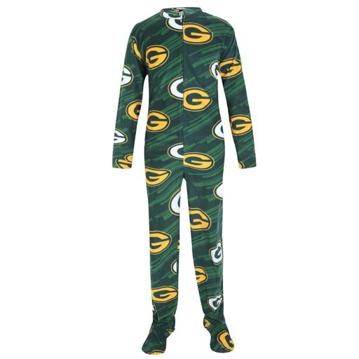 Adult Concepts Sport Green Bay Packers Grandstand Union Suit
