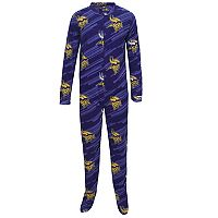 Adult Concepts Sport Minnesota Vikings Grandstand Union Suit