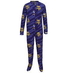 Adult Concepts Sport Minnesota Vikings Grandstand Union Suit