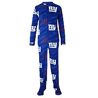Adult Concepts Sport New York Giants Grandstand Union Suit