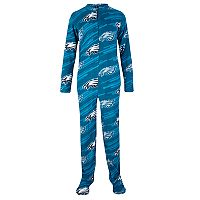 Adult Concepts Sport Philadelphia Eagles Grandstand Union Suit