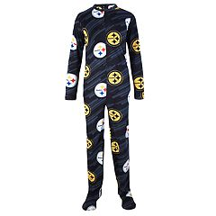 Adult Concepts Sport Pittsburgh Steelers Grandstand Union Suit