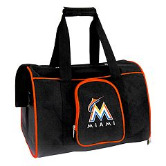 Mojo Miami Marlins 16-Inch Pet Carrier