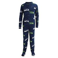 Adult Concepts Sport Seattle Seahawks Grandstand Union Suit