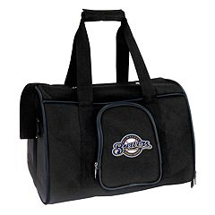 Mojo Milwaukee Brewers 16-Inch Pet Carrier