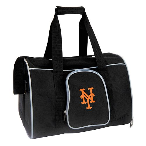 Mojo New York Mets 16-Inch Pet Carrier
