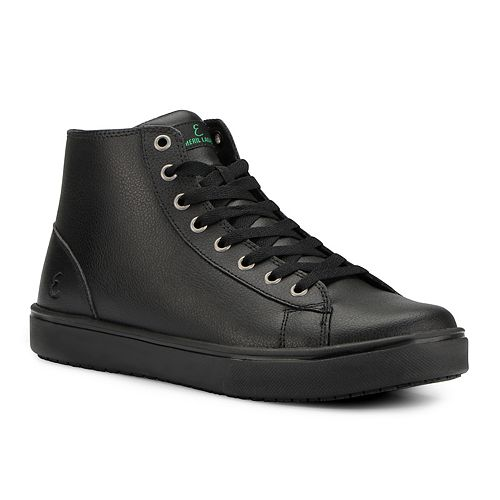 Emeril Read Men's Leather Water-Resistant High-Top Sneakers