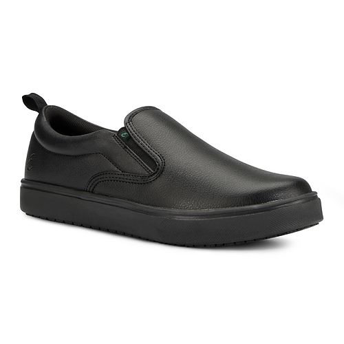 Emeril Royal Men's Leather Water-Resistant Slip On Shoes