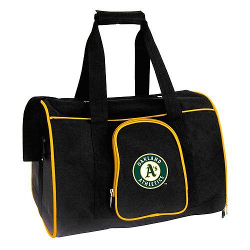 Mojo Oakland Athletics 16-Inch Pet Carrier
