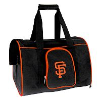 Mojo San Francisco Giants 16-Inch Pet Carrier