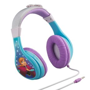Disney's Frozen Anna & Elsa Youth Headphones by eKids