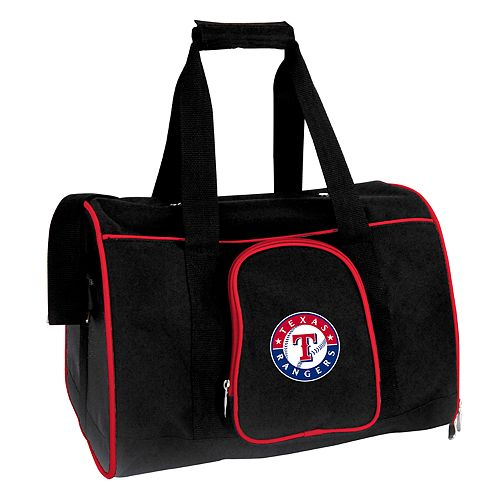 Mojo Texas Rangers 16-Inch Pet Carrier