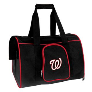 Mojo Washington Nationals 16-Inch Pet Carrier