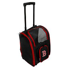 Mojo Boston Red Sox Wheeled Pet Carrier