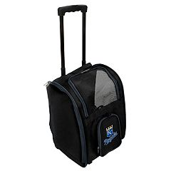 Mojo Kansas City Royals Wheeled Pet Carrier