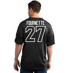 Men's Majestic Jacksonville Jaguars Leonard Fournette Hashmark Player Top