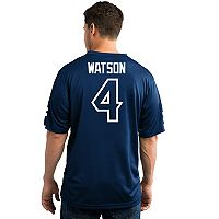 Men's Majestic Pittsburgh Steelers Deshaun Watson Hashmark Player Top