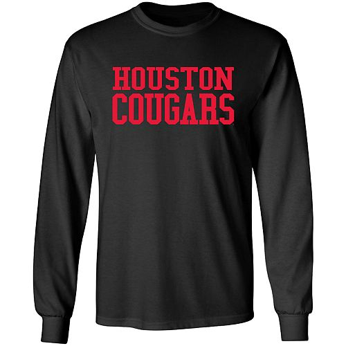 Men's Houston Cougars Side by Side Tee