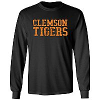 Men's Clemson Tigers Side by Side Tee