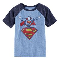Boys 4-10 Jumping Beans® Marvel Superman Graphic Tee