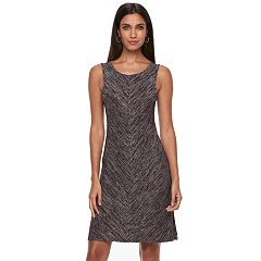 Women's Apt. 9® Sleeveless A-line Knit Dress