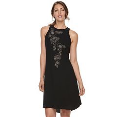 Women's Apt. 9® Print A-Line Dress