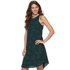Women's Apt. 9® Print A-Line Dress