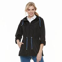 Women's d.e.t.a.i.l.s Hooded Packable Anorak Jacket