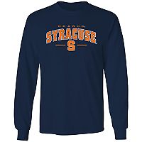 Men's Syracuse Orange Slab Tee
