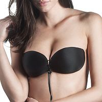 Bras: Lace-Up Adhesive Bra 2242