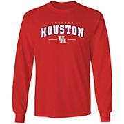 Men's Houston Cougars Slab Tee