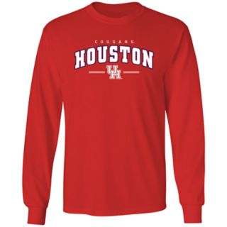 Men's Houston Cougars Slab Tee