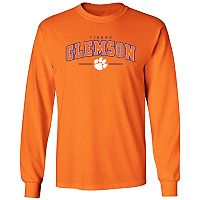 Men's Clemson Tigers Slab Tee