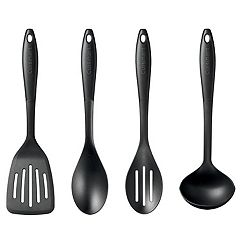 Cuisinart 4-pc. Curved Handle Utensil Set