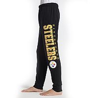 Men's Concepts Sport Pittsburgh Steelers Frontrunner Lounge Pants