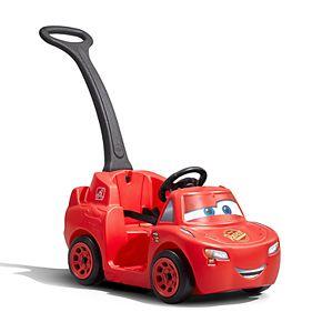 Disney / Pixar Cars 3 Lightning McQueen Ride-Around Racer Buggy by Step2