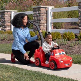 Disney / Pixar Cars 3 Lightning McQueen Ride-Around Racer Buggy by Step2