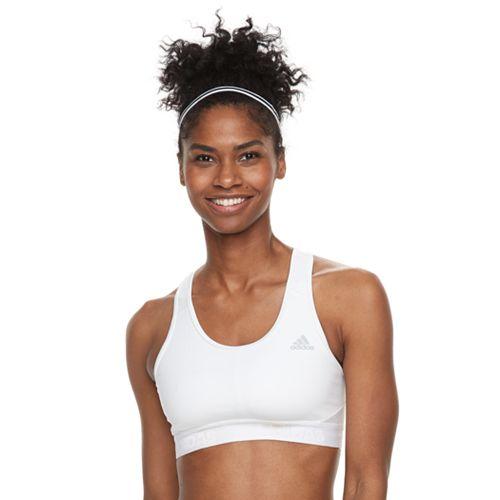 Women's adidas Don't Rest Alphaskin Medium-Impact Sports Bra