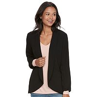 Juniors' About A Girl Oversized Boyfriend Blazer