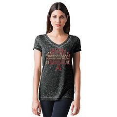 Women's Arizona Diamondbacks Burnout Tee