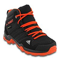 adidas Outdoor Terrex AX2R Mid CP Boys' Waterproof Hiking Boots