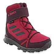 adidas Outdoor Terrex Snow CF CP CW Girls' Waterproof Winter Boots