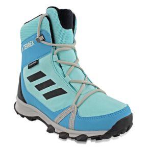 adidas Outdoor Terrex Snow CP CW Girls' Waterproof Winter Boots