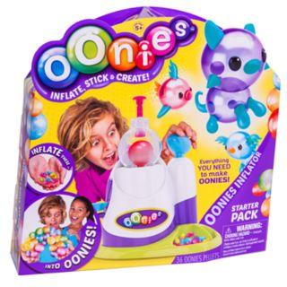 Oonies Season One Starter Pack